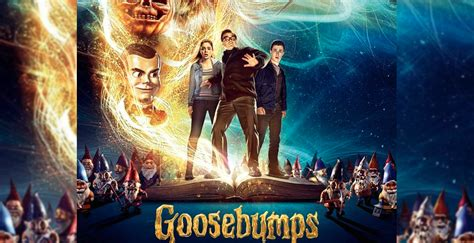 review goosebumps funks house  geekery