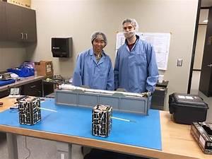 NASA's Nodes CubeSats Deployed From Space Station at ...
