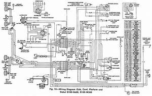 1982 Dodge Pickup Wiring Diagram