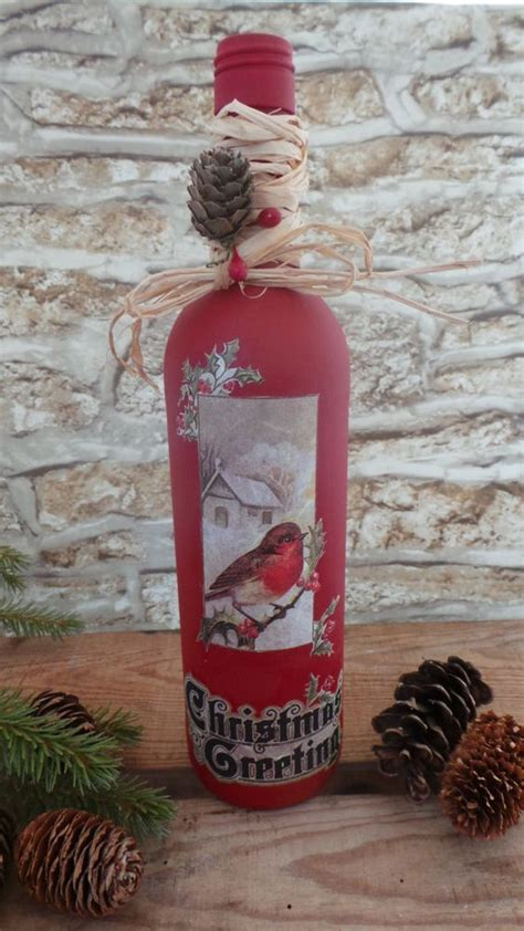 easy  creative christmas decoration  jars