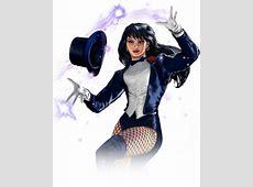 Zatanna Character Giant Bomb