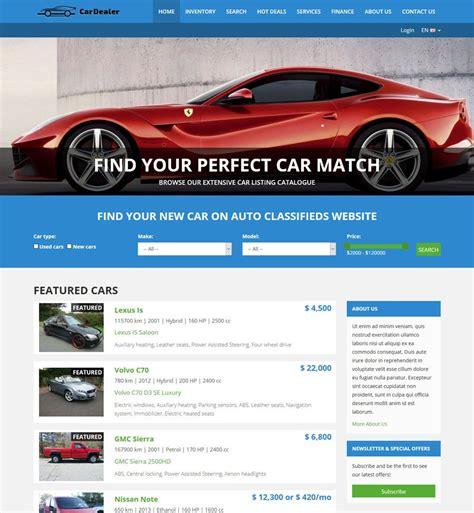 Car Designer Website by Vevs Car Dealer Websites Website Builder