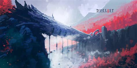 digital  artwork duelyst digital art video games