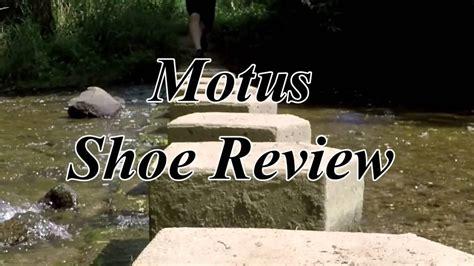 vivobarefoot motus shoe review youtube