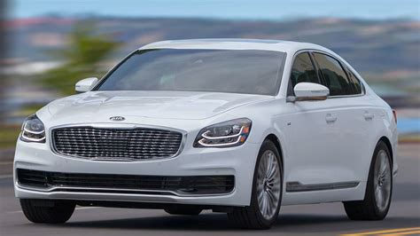 Allnew 2019 Kia K900 Preview  Consumer Reports