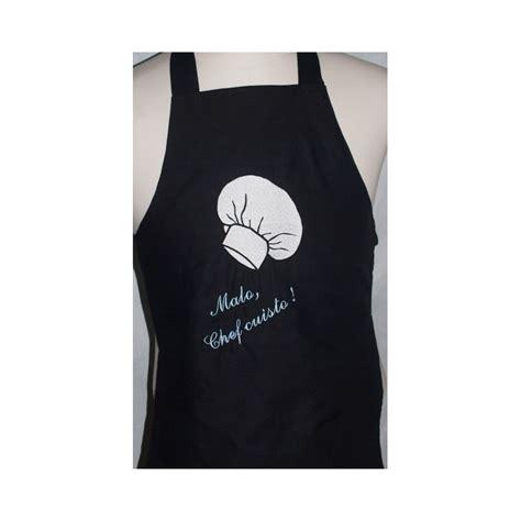 tablier de cuisine personnalisé homme tablier de cuisine personnalisé brodé enfant nessygan