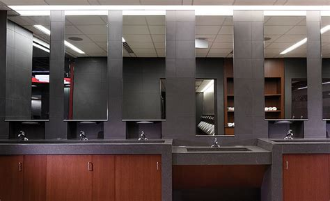 ohio state university locker room  quartz design