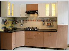Kitchen Interesting Small Modular Kitchen Decoration