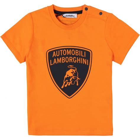 Automobili Lamborghini Tshirt By Lamborghini
