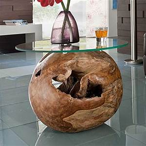 Wurzelholz Tisch Mit Glasplatte : couchtische archive seite 2 von 7 m bel24 ~ Bigdaddyawards.com Haus und Dekorationen