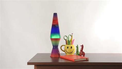 Colormax Lava Lamp Rainbow by Colormax Rainbow Lava Lamp Youtube