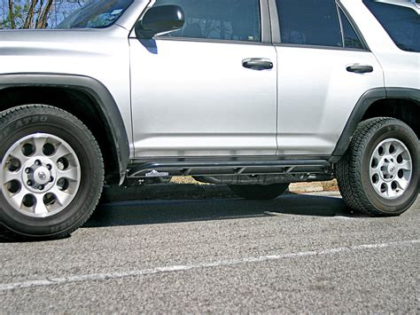 gen toyota runner rock sliders
