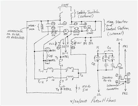 single phase motor starter wiring diagram vivresaville