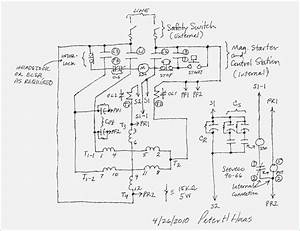 Single Phase Motor Starter Wiring Diagram  U2013 Vivresaville Com
