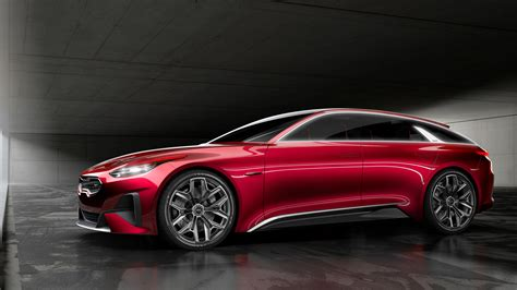 Kia Proceed Concept 4k Wallpapers