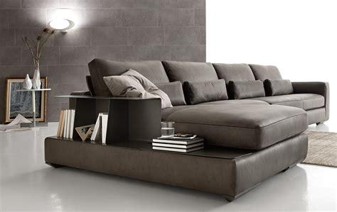 canapé d 39 angle cuirs ou tissu italie ditre italia