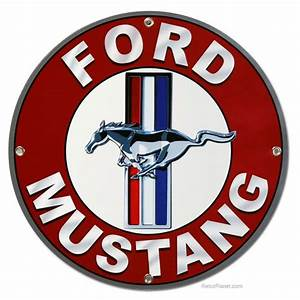 Ford Mustang Logo - Cliparts.co