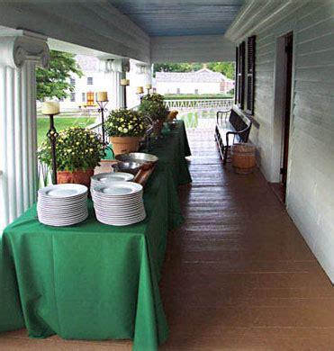 farmers museum  lm townsend catering
