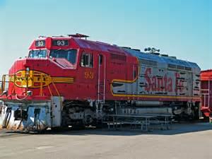 Diesel Locomotive Trains
