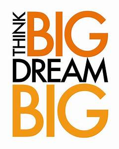 I blog, think big ! (this is not a lesson) | Farouk Mezghich