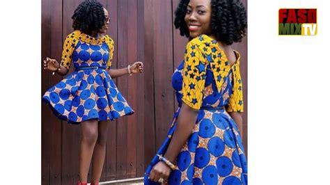 mix mode 16 femmes mode africaine fashion lookbook mod 232 le robe 2017