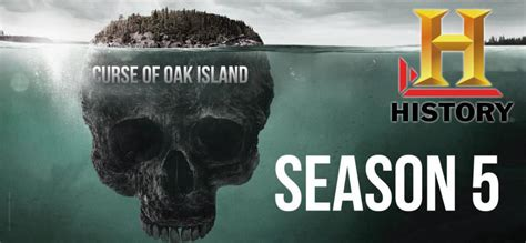 Watch The Curse Of Oak Island Season 5 (2017) Tv Series