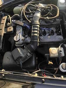 1988 Alfa Romeo Spider Convertible Black Rwd Manual
