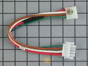 Ice Maker Wire Harness Wp61001882