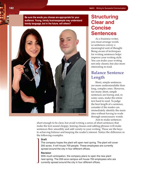 fundamentals  business communication st edition page
