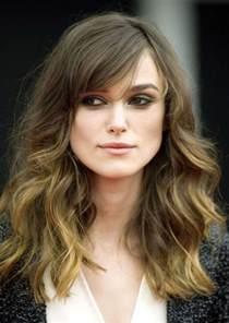 Frisuren Lange Haare Gesichtsform by Die Besten Frisuren Für Eine Eckige Gesichtsform