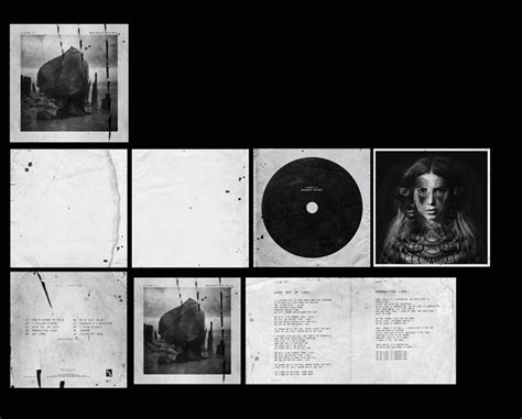 lykke li wounded rhymes leif podhajsky abstract mockup and cd cover