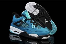 Air Jordan 4   NBA Jor...