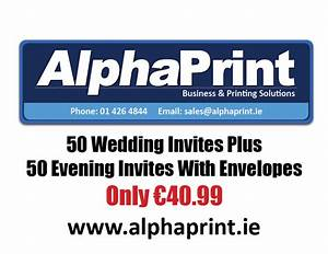 low cost printing wedding invites 1000sads With low cost wedding invitations ireland