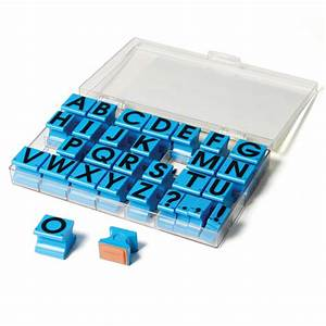 amazoncom educational insights alphabet rubber stamps With alphabet letter stamps