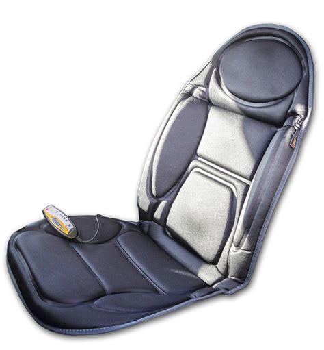 siege massant dos et nuque couvre siège massant par vibrations pour la voiture ou la