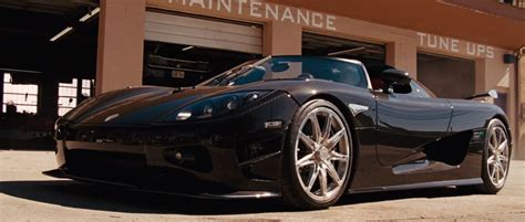 Koenigsegg Ccxr (2010) Car Driven By Tyrese Gibson On Fast