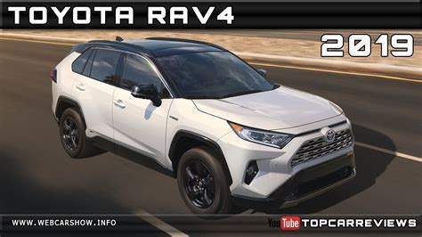 2019 Toyota Rav4 Price 2019 toyota rav4 review rendered price specs release date