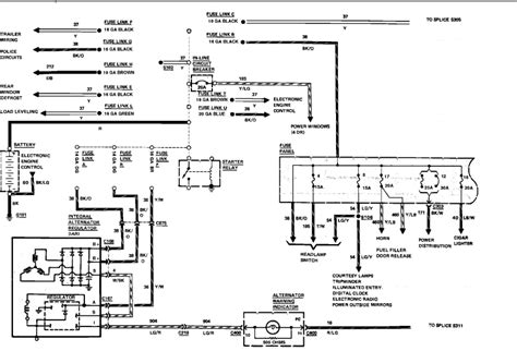 1986 Ford F150 Wiring Diagram by Where Can I Find A Wiring Diagram For A 1986 Ford Country