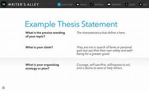 phd thesis on education in pakistan - Examples Of A Thesis Statement In An Essay