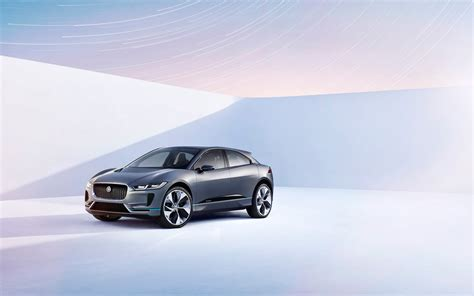 Jaguar I Pace Concept 2018 Wallpapers Hd Wallpapers Id