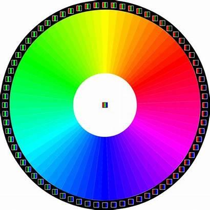 Rgb Wheel Pixel Svg Pixels Colors Wikipedia