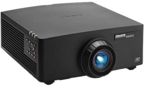 christie projectors christie dwu gs black dlp projector