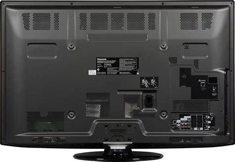Rear View Panasonic Viera 42