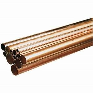 Tuyau En Cuivre : tube cuivre ecroui diam 28 4m achat vente tuyau ~ Zukunftsfamilie.com Idées de Décoration