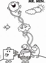 Mr Coloring Monsieur Madame Pages Miss Sprout Coloriage Colouring Word Mme Mrs Activity Bump Happy Litltle Les Popular Activities sketch template