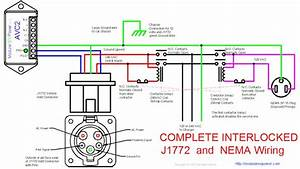 Sae J1772 Wiring Diagram