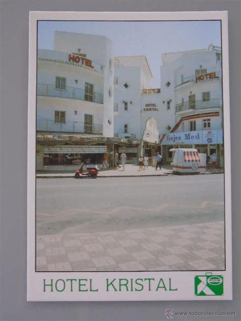 postal de malaga ano  torremolinos hotel comprar