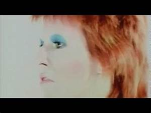 David Bowie Life On Mars Official Video 1973 [HD] - YouTube