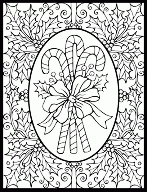 christmas coloring pages  adults coloring home