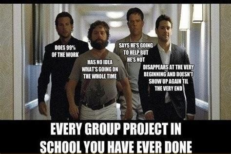 Group Project Memes - group project